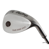 Clearance Rawlings Tour Edge Sole Sand Wedge 56º Steel Wedge Flex D4467