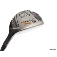 CLEVELAND HIBORE XLS 4 HYBRID 25º GRAPHITE REGULAR FLEX + NEW GRIP #D4743