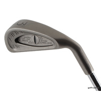 PING EYE BLACK DOT 3 IRON KT STEEL STIFF FLEX - NEW GRIP #D5993