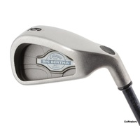 CALLAWAY BIG BERTHA X-12 6 IRON GRAPHITE SENIORS FLEX #E128