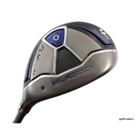 COBRA FLY-Z XL 4 HYBRID 22º MATIRX OZIK RED TIE HQ4 REGULAR - LIKE NEW #E2034