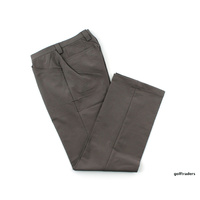 "DRIWALK WATER REPELLENT GOLF TROUSERS - GREY - SMALL / W30"" / L31"" NEW #E2159"