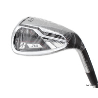 BRIDGESTONE J15 GAP WEDGE STEEL WEDGE FLEX - NEW #E2214