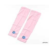 SPARMS ARM SLEEVES - UNISEX - PINK - X-LARGE - NEW - #E2257