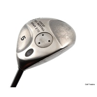 CALLAWAY GREAT BIG BERTHA HAWK EYE 5 WOOD GRAPHITE REGULAR FLEX - #E2315