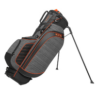 OGIO STINGER STAND BAG - GREY- NOISE / BURST - NEW - #E3241