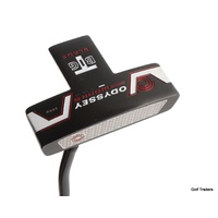 "ODYSSEY WORKS BIG T BLADE PUTTER 35"" SUPER STROKE GRIP - #E3315"