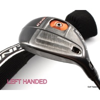 COBRA KING F6 3-4 HYBRID 19º-22º GRAPHITE REGULAR + COVER - LH #E3385