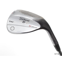 TITLEIST VOKEY SM6 TOUR CHROME M GRIND 60.08 LOB WEDGE STEEL WEDGE FLEX #E340