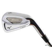 MIZUNO MP-59 FORGED 6 IRON DYNAMIC GOLD R300 STEEL REGULAR FLEX - #E3624