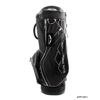 SUN MOUNTAIN X1 CART BAG - BLACK - NEW - #E3702