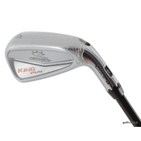 COBRA KING 2017 UTILITY 4 IRON ADJ 21º-24º GRAPHITE STIFF + TOOL - NEW #E4233