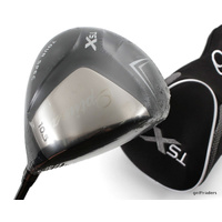 OPTIMA TSX TOUR SPEC 10.5º DRIVER GRAPHITE REGULAR FLEX + COVER - NEW #E4371