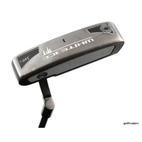 "ODYSSEY WHITE ICE #1 PUTTER 35"" - NEW GRIP #E4409"