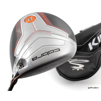 COBRA KING F7 TI DRIVER 9º-12º GRAPHITE STIFF FLEX + COVER - #E4570