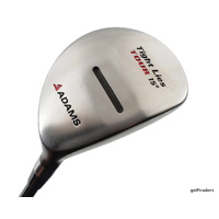 ADAMS TIGHT LIES TOUR 15º 3 WOOD GRAPHITE STIFF FLEX - #E4706