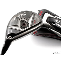 TITLEIST 915H 21° 3 HYBRID DIAMANA S+ 70 GRAPHITE REGULAR + COVER - #E4768