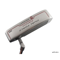 "ODYSSEY DUAL FORCE CLASSICS 660 PUTTER 35.5"" - NEW GRIP #E4986"