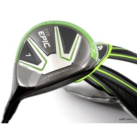 CALLAWAY GBB EPIC 21º 7 WOOD HZRDUS GRAPHITE REGULAR FLEX + COVER - #E5130