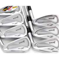 New Srixon Z 765 Forged Irons 4-PW Steel Stiff plus free gift E5398