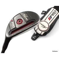 ADAMS II PRO 20º HYBRID ALDILA TOUR GRAPHITE SENIORS FLEX + COVER #E5692