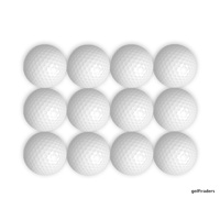 1 DOZEN ( x N ) NEW GOLF BALLS #E5768c