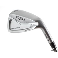 HONMA JAPAN TOUR WORLD TW727P FORGED PITCHING WEDGE GRAPHITE VIZARD REG #E6018