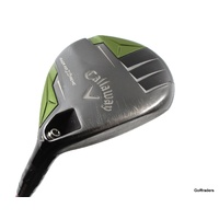 CALLAWAY RAZR FIT XTREME 21º 7 WOOD ALDILA GRAPHITE REGULAR FLEX -RARE #E6102