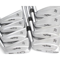 SANKEI TRINITY PRO LTD EDITION IRONS 3-PW DG STEEL S300 STIFF FLEX - #E6212