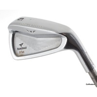 BRIDGESTONE TOUR STAGE VIQ PREMIUM FORGED 6 IRON STEELFIBER SHAFT STIFF #E634