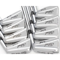 K&K LINE TAILORED PRO-MOLD IRONS 3-PW STEEL DG STIFF FLEX + ALL NEW GRIP #E6362