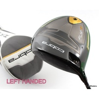 COBRA FLY-Z GREEN DRIVER 9º-12º GRAPHITE REGULAR FLEX + COVER - LH #E6451