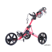 Clicgear 3.5 Plus Golf Buggy Red / Black E6876