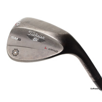 TITLEIST VOKEY SM6 STEEL GREY L GRIND 60.04 LOB WEDGE STEEL WEDGE FLEX  #E790