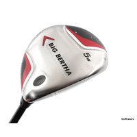 Callaway Big Bertha 5 Wood Graphite Regular Flex F1013