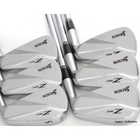 SRIXON FORGED Z965 IRONS 5-PW STEEL NS PRO MODUS 3 STIFF FLEX #F1202