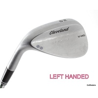 CLEVELAND RTX-3 TOUR SATIN GAP WEDGE 52.10 STEEL DG WEDGE FLEX - LH #F1218