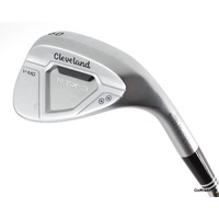 CLEVELAND RTX-3 TOUR SATIN CB LOB WEDGE 60.09 STEEL DG WEDGE FLEX #F1238