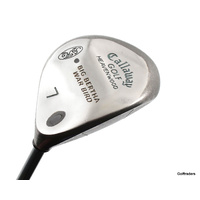 CALLAWAY LADIES HEAVENWOOD 7 WOOD GRAPHITE GEMS LADIES FLEX #F1365
