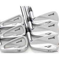 SRIXON FORGED Z 765 IRONS 4-9 STEEL NS PRO MODUS 3 STIFF FLEX #F16