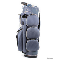 ON-TOUR RYDER CUP 3.8 KG GOLF CART BAG - ARCTIC BLUE - NEW #F2186
