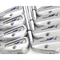 Bridgestone Forged J36 Irons 3-PW Steel Stiff Flex New Grips F2240