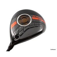Cobra King Ltd 3-4 Wood 12º-15º Graphite Stiff Flex F2529