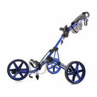 Clicgear 3.5 Plus Golf Buggy All Blue F2547