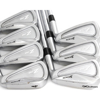 Srixon Forged Z745 Irons 4-PW Steel Extra Stiff Flex F2585