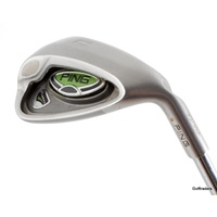 Ping Rapture Yellow Dot Lob Wedge Steel Regular Flex F2614