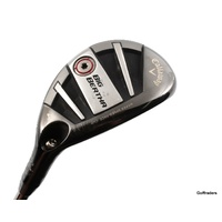 2016 Callaway Big Bertha OS 4 Hybrid 22º Graphite Regular Flex F2752