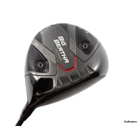 Callaway Big Bertha Alpha Double Diamond 816 Driver 9º Graphite Stiff F3111
