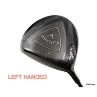 Callaway Razr X Black Ladies Driver 10.5º Graphite Ladies Left Handed F3126