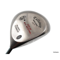 Callaway Great Big Bertha War Bird Driver 12º Graphite Ladies Flex F3259